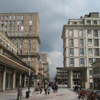 Le Havre - Rue Victor Hugo, Гавр