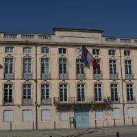 Hôtel de Ville de Mâcon (Saône et Loire), Макон