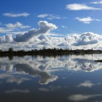 Reflets sur la Saône, Макон