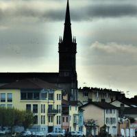 Eglise de Saint Laurent sur Saône, Макон
