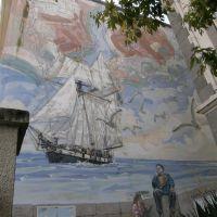 Brest, murales, 2008, Брест
