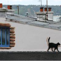 Chat sur un toit brulant, Брест