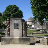 BREST - Monument-Mémorium près du Fort, Брест