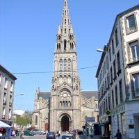Brest Eglise St Martin, Брест