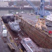 chantier naval de brest, Брест