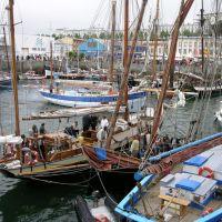 darse du port de Brest en fête (2004), Брест