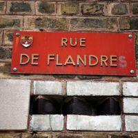 Rue de Flandres, Malo-Les-Bains, Dunkerque, Nord, Nord-Pas-de-Calais, France, Дюнкерк