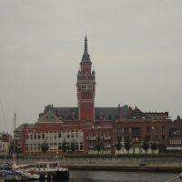 Hôtel de Ville, Dunkerque, Дюнкерк