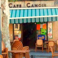 Cafe Camoin, Мерибель