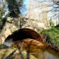 Le Vieux Pont de Rousset et l'Aigue Vive, Мерибель