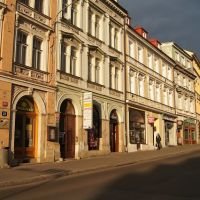 Liberec, Żelezna  IV 14., Либерец