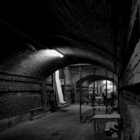 Train station underground in reconstruction, Либерец