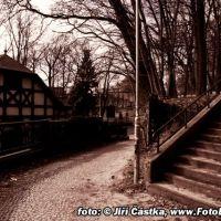 Liebeg´s villa in Liberec, Либерец