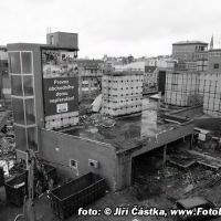TESCO Liberec (demolition), Либерец