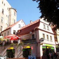 """LIBEREC, CZ -  restaurace """"NaStarém městě"""" - Liberec restaurant in the Old City """", Либерец"""