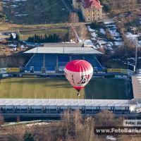 Stadion FC Slovan Liberec - U Nisy, Либерец