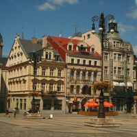 Liberec-Prazska, Либерец