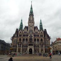 Rathaus_Liberec, Либерец