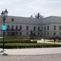 Zamek Frystat, Карвина