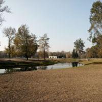 Karviná - Park Boženy Němcové - View NW, Карвина