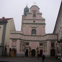 Church in Opava, Опава