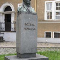 Božena Němcová - česká spisovatelka (Czech writer), Opava, Czech Republic, Опава