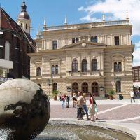 OPAVA - CZ - Slezské divadlo, Опава
