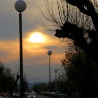 Západ slunce, 2 (Sunset), Опава