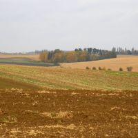 Podzim za Opavou, 2 (Autumn around Opava), Опава