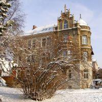 První sníh v Opavě, 6 (First snow in Opava), Опава
