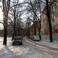 Prosinec v Opavě, 5 (December in Opava), Опава