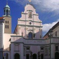 Opava - kostel sv. Ducha, Опава