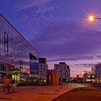 Ostrava -- Commercial centre Nová Karolina, Острава