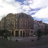 Ostrava - Jiráskovo náměstí, Острава