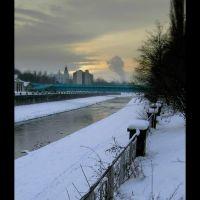 zimni az mrazive rano by JP, Острава