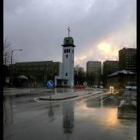 kostel by JP, Острава