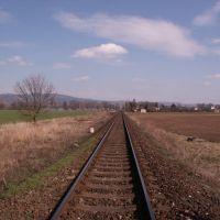trať, Оломоук