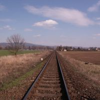 trať, Преров