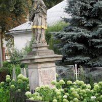 sv.Jan Nepomucký, Преров