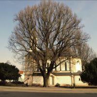 kostel sv.Františka z Assisi v Podmoklech, Дечин