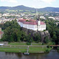 Děčín chateau..., Дечин