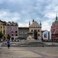 Děčín -Rynek, Дечин