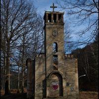 starokatolický kostel na vyhlídce, Дечин