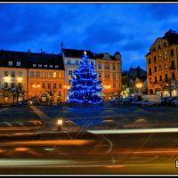Děčín-vánoční stromeček, Дечин
