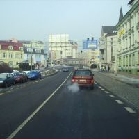 Decin, Tschechien, City, Дечин