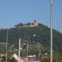 Hrad Hněvín, Мост