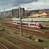 Ústí nad Labem, vlak Desiro