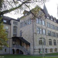 Alte Kantonsschule Aarau Switzerland, Аарау