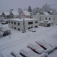 Aarau, Bachstrasse, Аарау