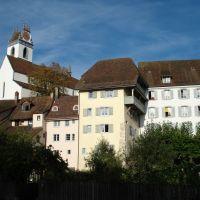 Stadtkirche Aarau (Switzerland), Аарау